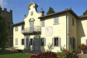 Castle Castelfiorentino Historical Castle In Empoli