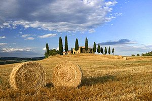 Farmhouse Pienza
