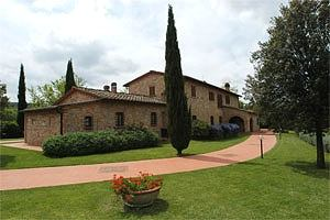 Farmhouses Montaione