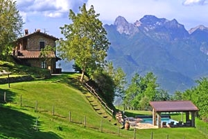 Farmhouse Garfagnana
