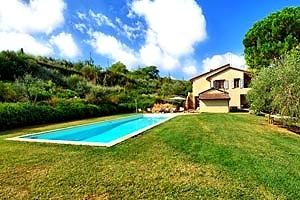Villa Castelfiorentino Villa Con Piscina In Affitto A