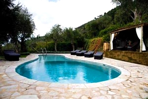 Villa forte dei marmi versilia elegante villa mit - Gloria vendita piscine ...
