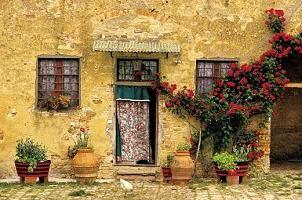 Casas rurales en el chianti en toscana vacaciones en - La provenza italiana ...